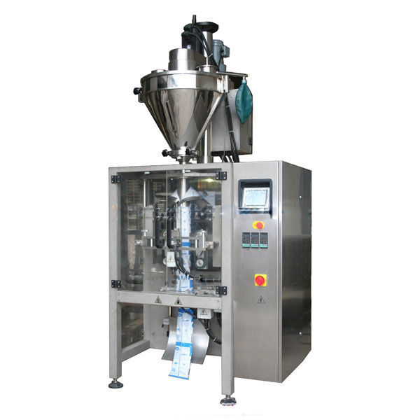 Vertical Form Fill Seal Machine With Auger Filler