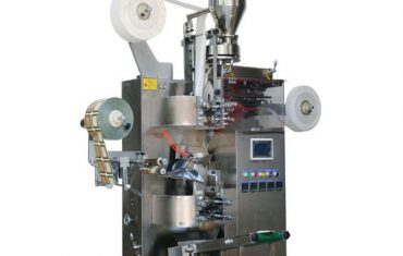 zt-18 automatic teabag packaging machine (with tag & paper outer)
