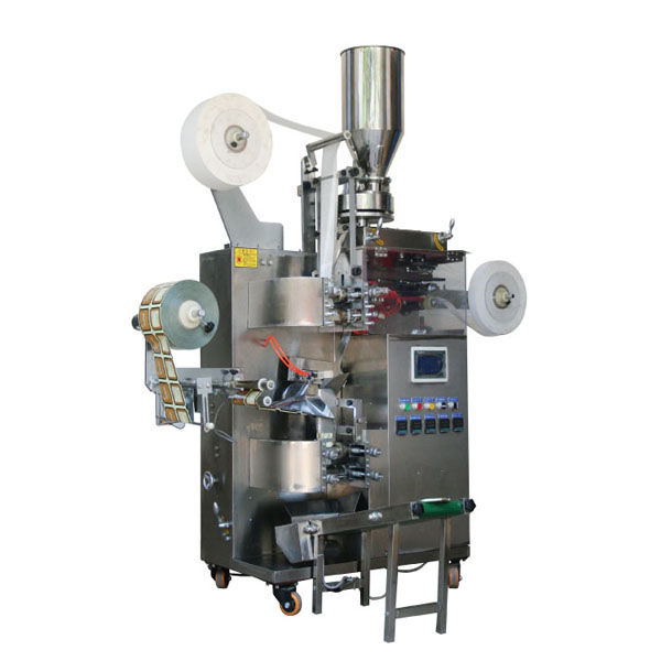 ZT-18 Automatic Teabag Packaging Machine (with tag & paper outer bag)