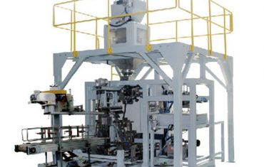 ztck-g automatic weighing heavy bag packaging machine unit