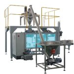 ztcp-25l automatic woven bag packaging machine for powder