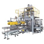 ztcp-50p automatic heavy bag powder packaging machine unit