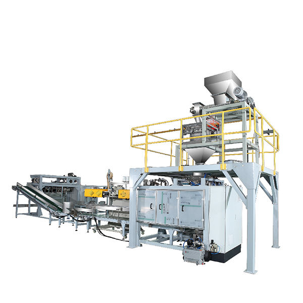 ZTCP-50P Automatic Woven Bag Packing Machine For Powder