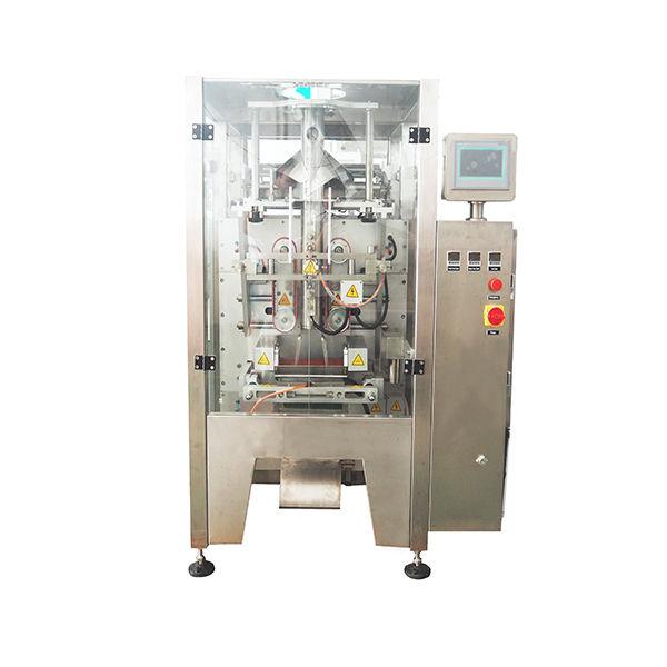ZVF-260 Vertical Form Fill & Seal Machine