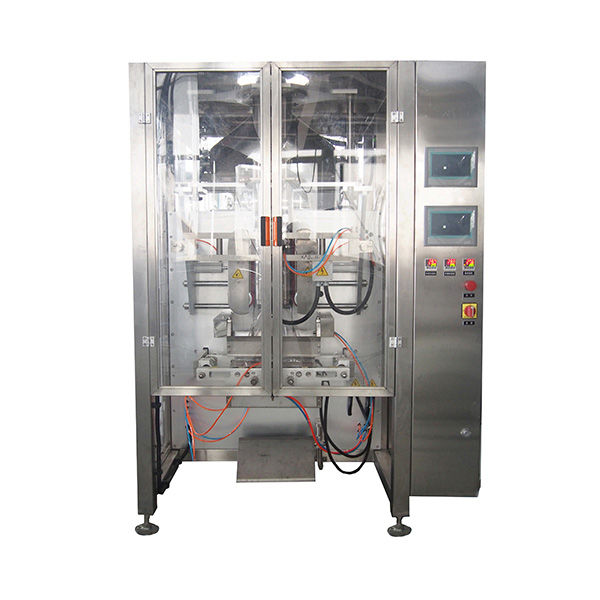 ZVF-350 Intermittent Motion Vertical Packaging Machine