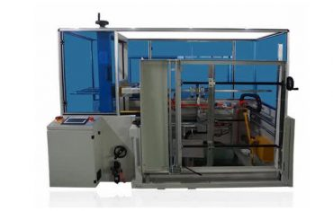 automatic bag carton case packer machine