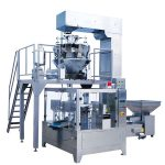 automatic snacks packing machine