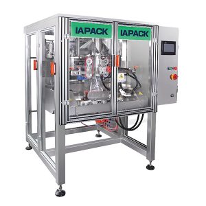 continuous motion vertical packing machine