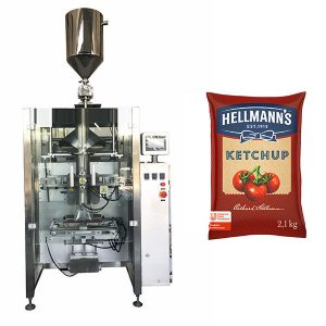 ketchup Sauces packaging machine